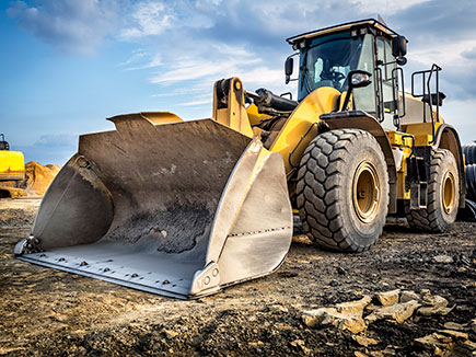 Front-end Loader Dickerson Florida